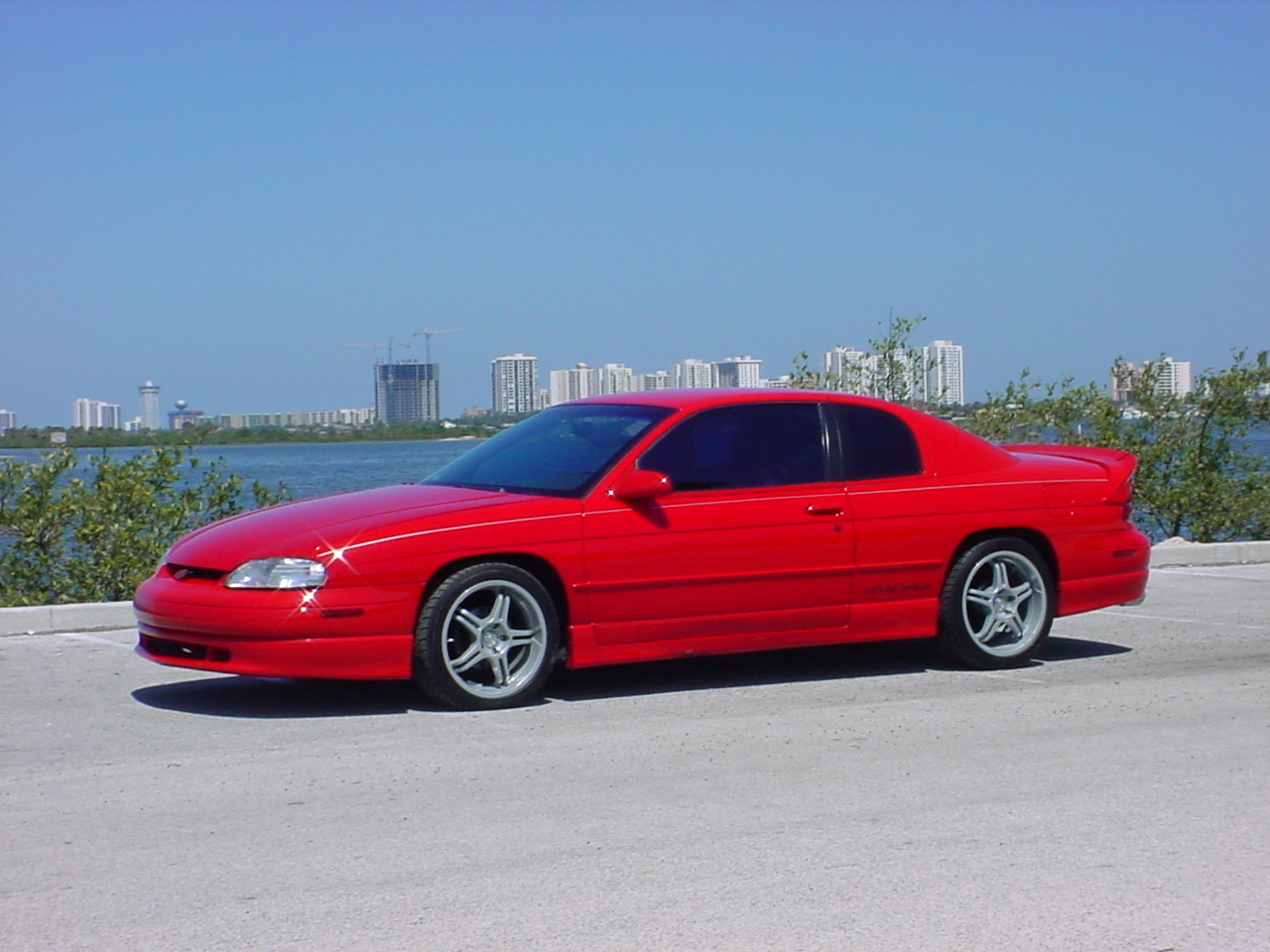 1999 Chevrolet Monte Carlo  Information and photos  ZombieDrive