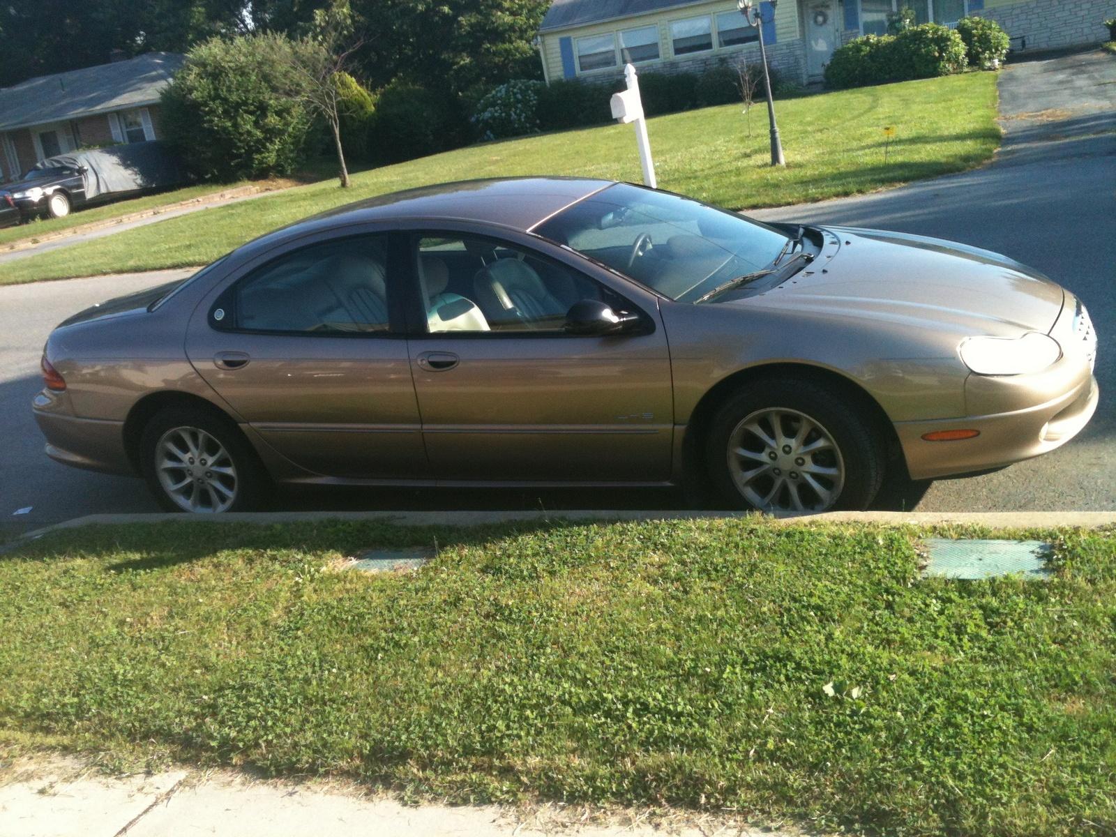 1999 Chrysler LHS #8 Chrysler LHS #8