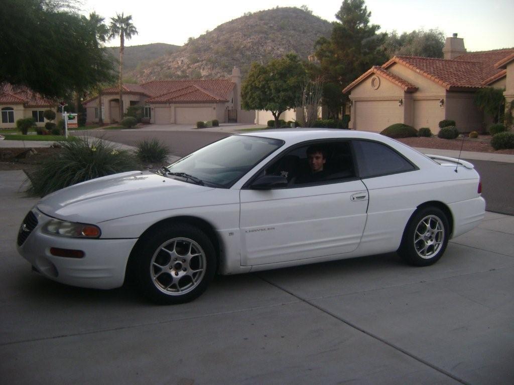 1999 Chrysler Sebring Image 9