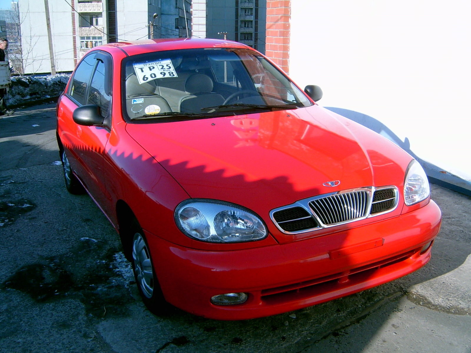 1999 Daewoo Lanos - Information and photos - ZombieDrive