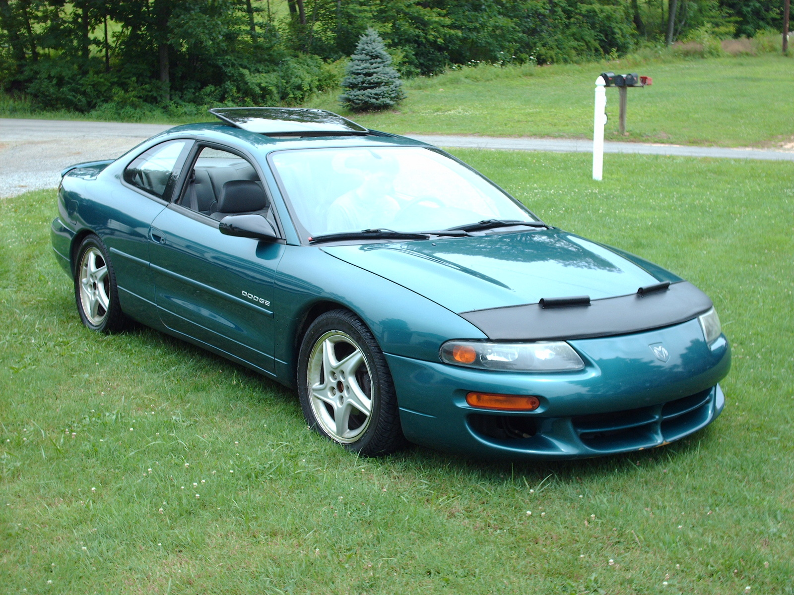 1999 Dodge Avenger Information and photos ZombieDrive
