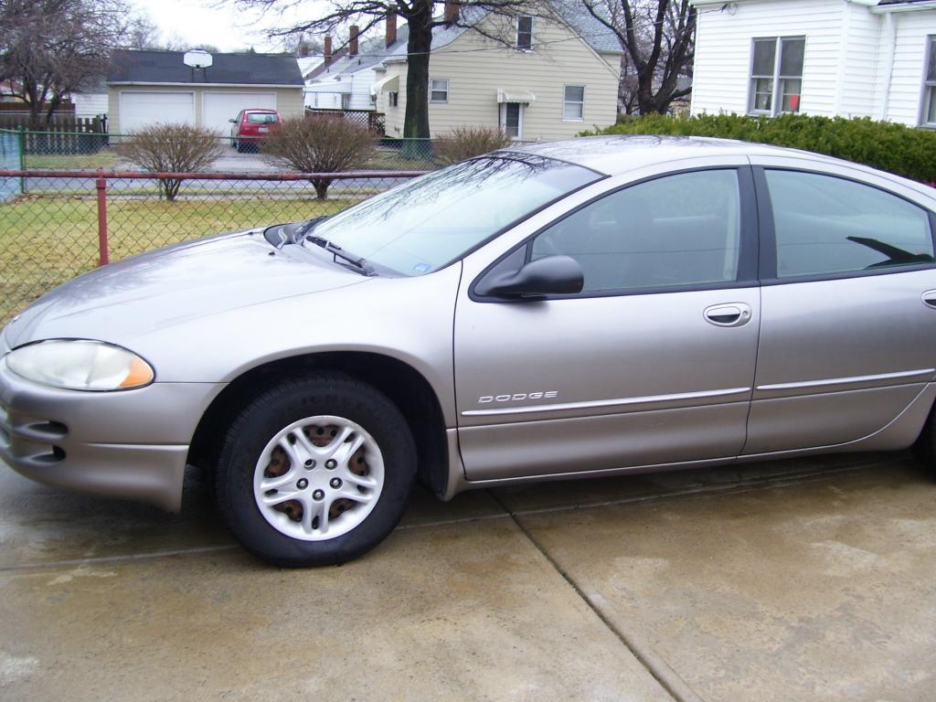 1999 Dodge Intrepid 8 Dodge