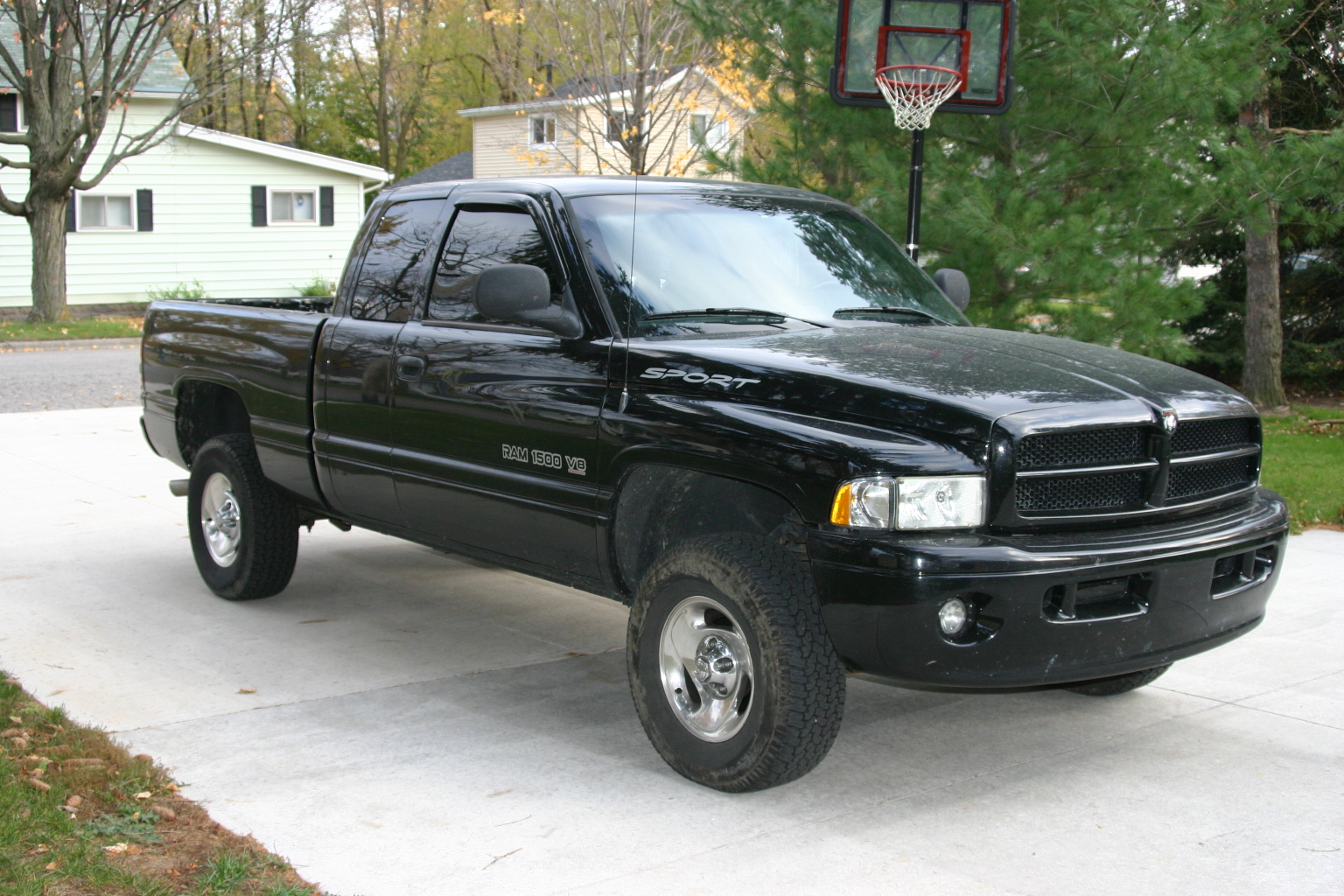 1999 Dodge Ram Pickup 1500 Information And Photos Zombiedrive Chevrolet 4wd Pick Up Front Fuse Box Diagram 3