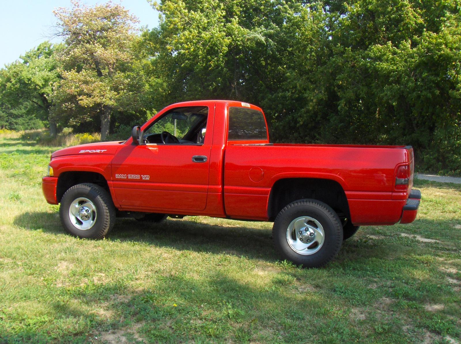 1999 dodge truck