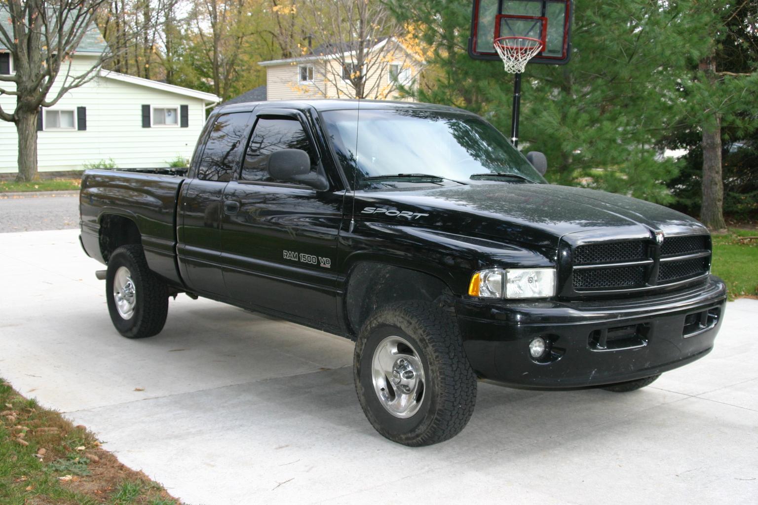 1999 dodge ram pickup 2500 st
