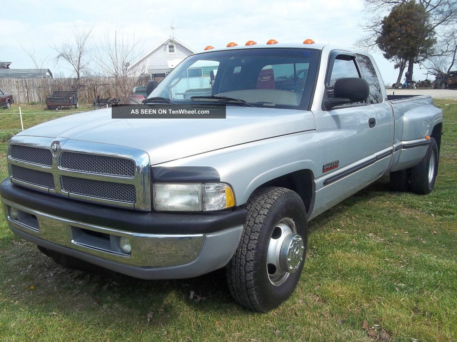 1999 dodge ram pickup 3500 9 dodge ram pickup 3500 9