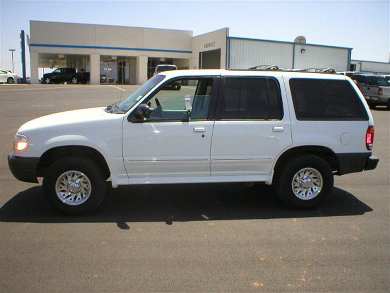 1999 ford explorer - information and photos - zombiedrive
