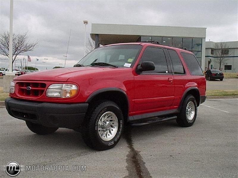 Black Ford Explorer >> 1999 FORD EXPLORER - Image #19