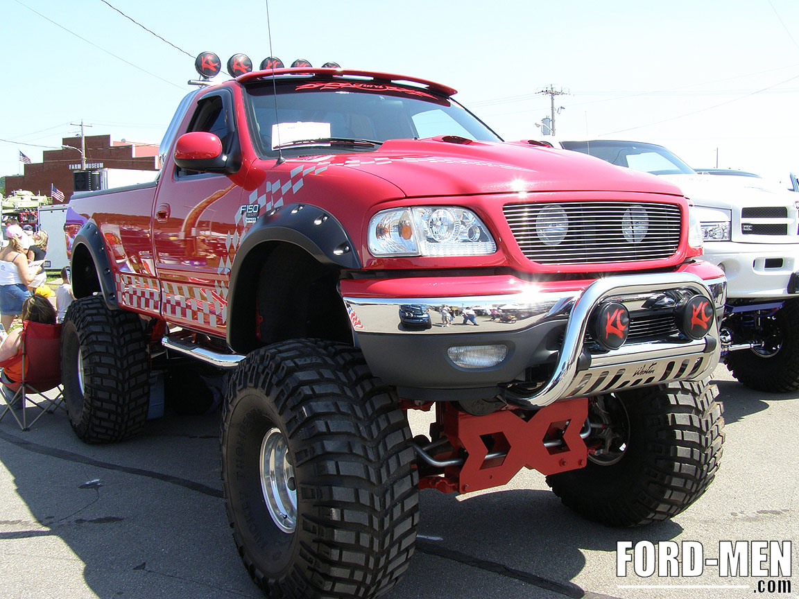 Ford F-150 #11