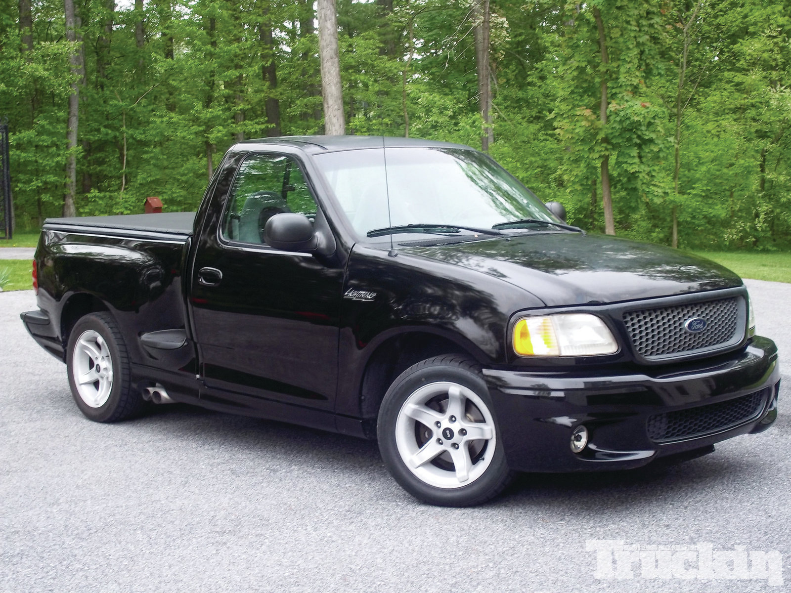 1999 Ford F-150 - Information And Photos