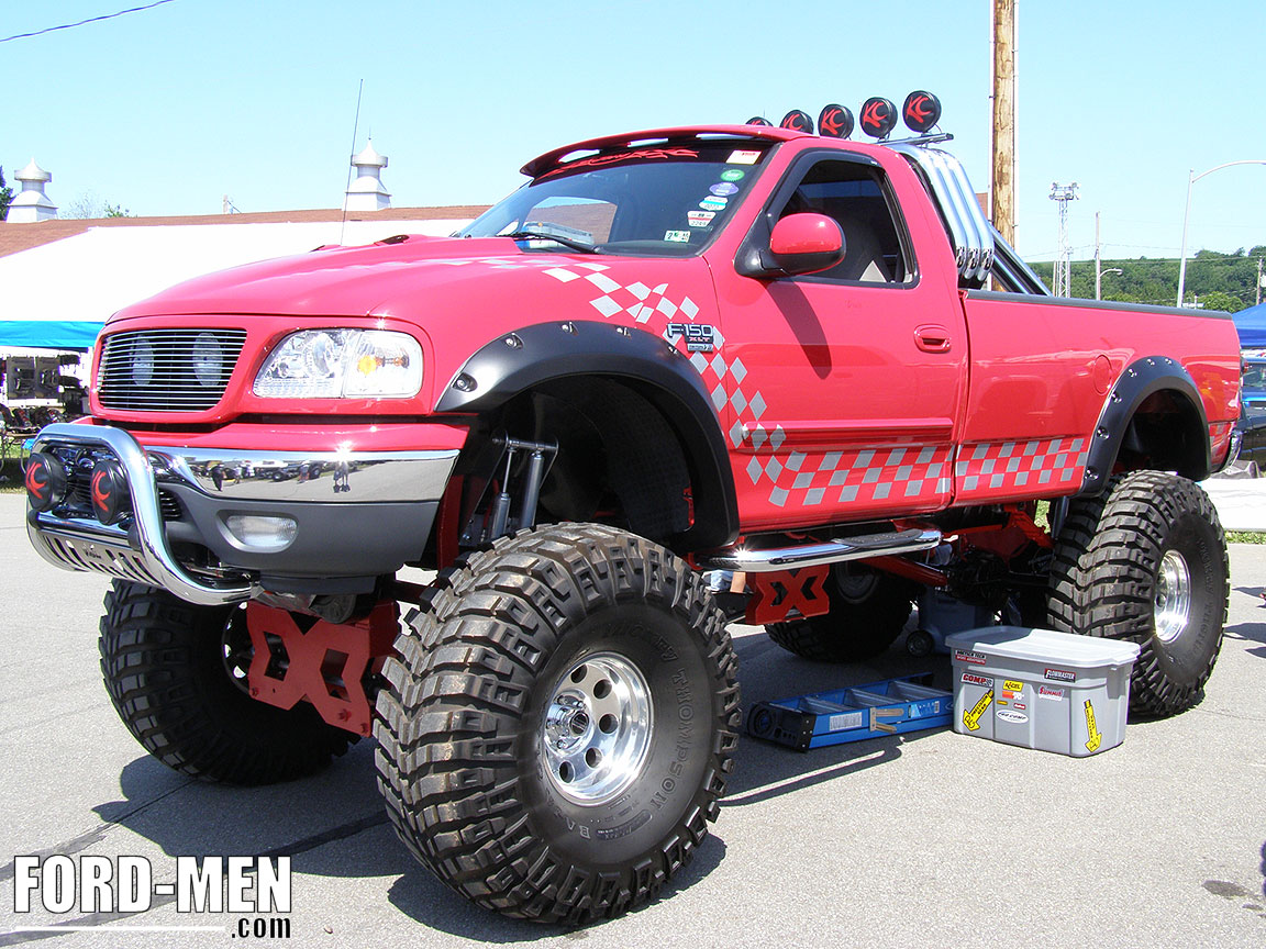 1999 Ford F 150 Image 1
