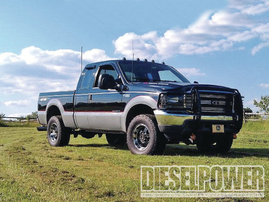 Ford F-250 #11