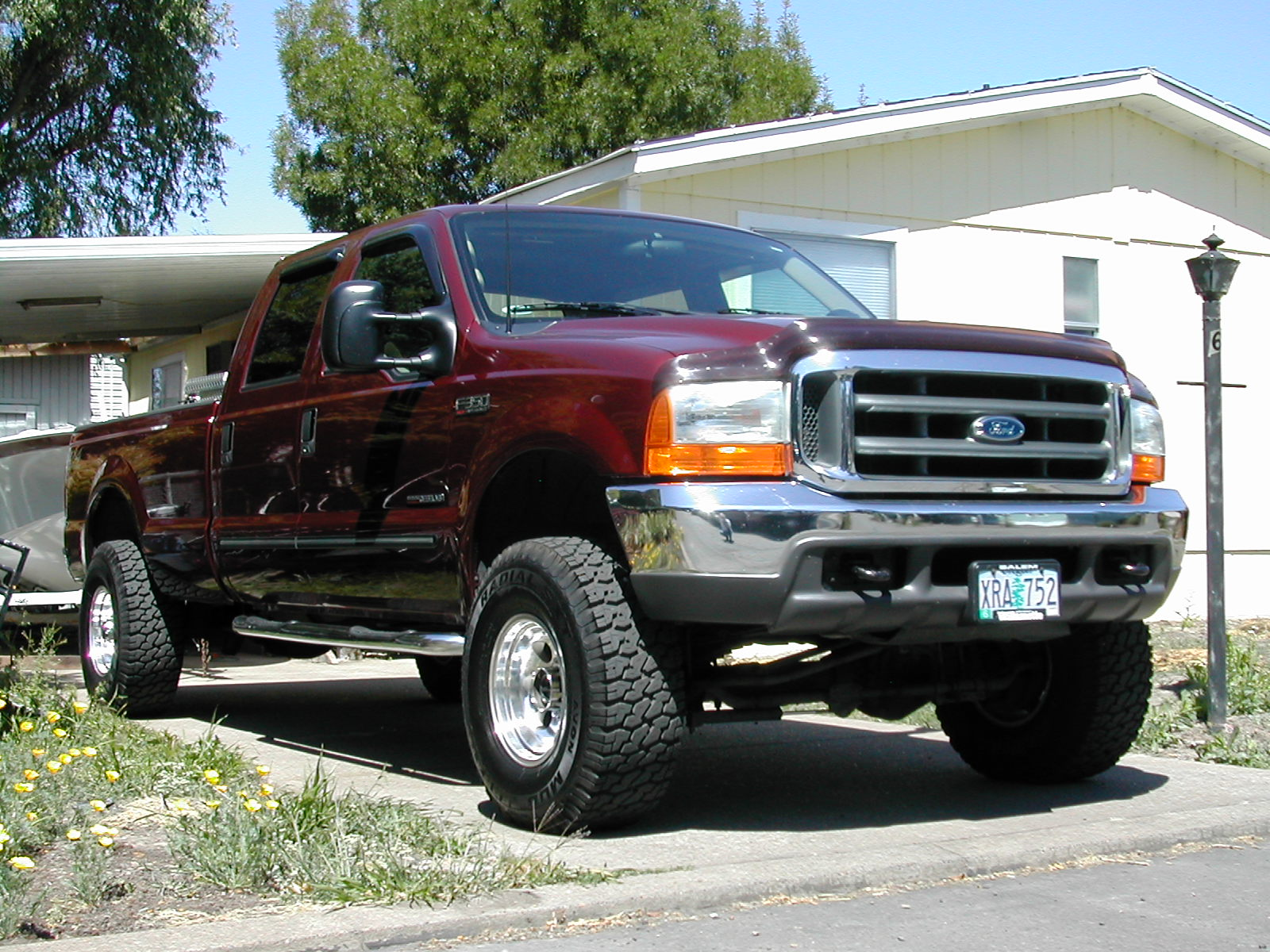 1999 Ford F 250 8
