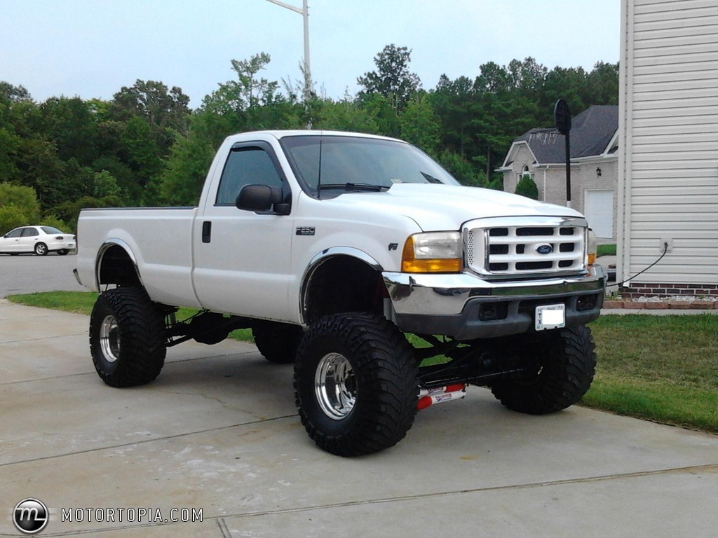 1999 Ford F 250 Super Duty Image 7