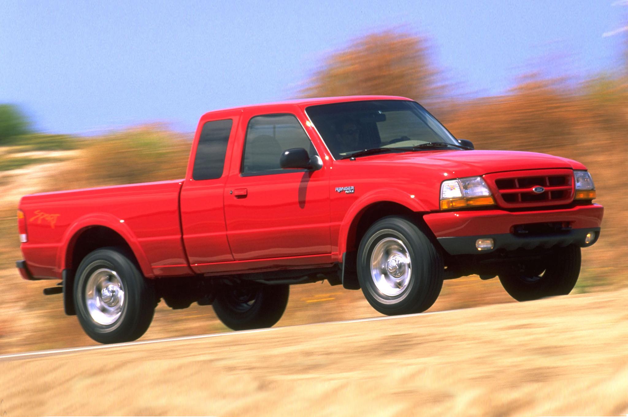 1999 ford ranger image 4