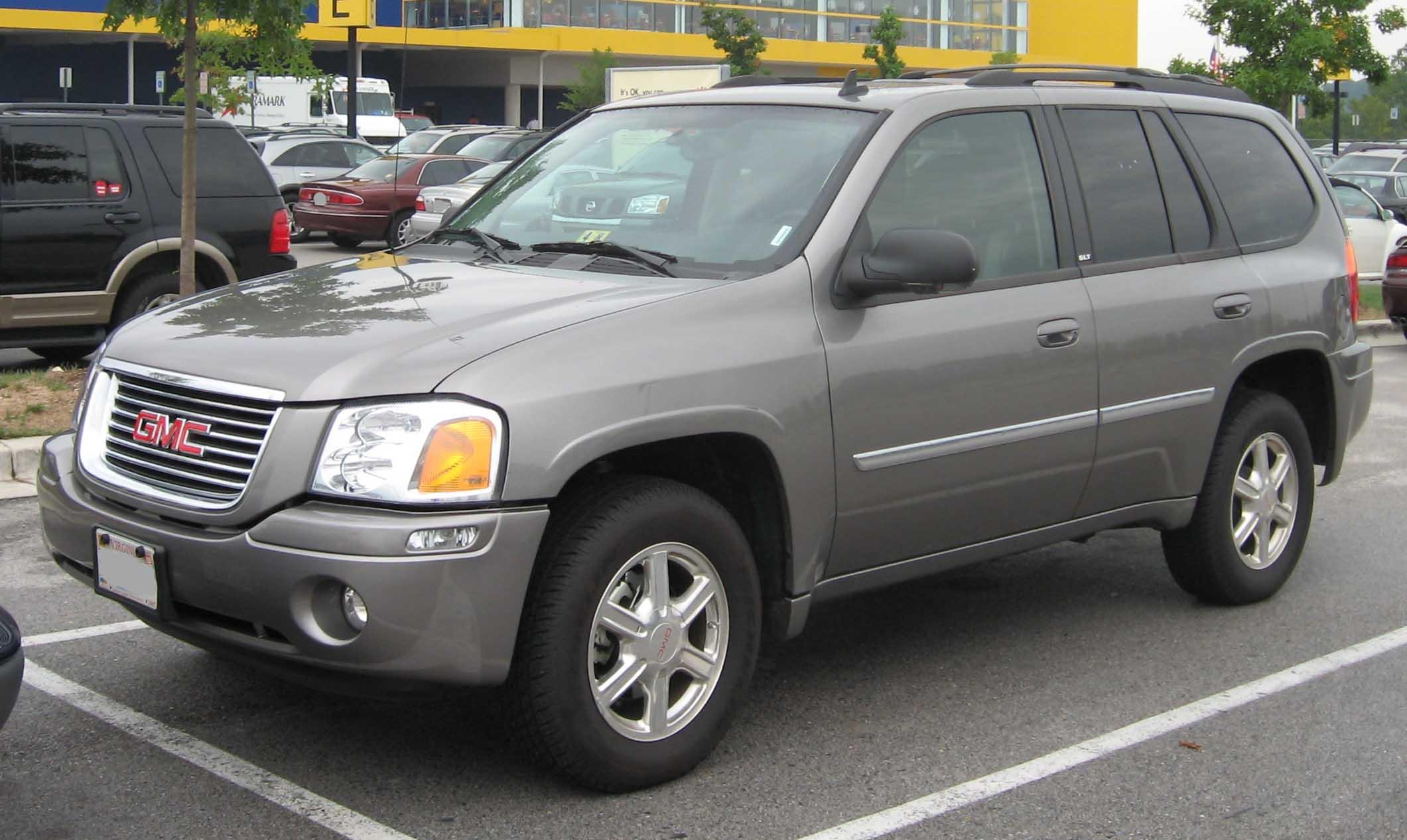 1999 GMC Envoy 8