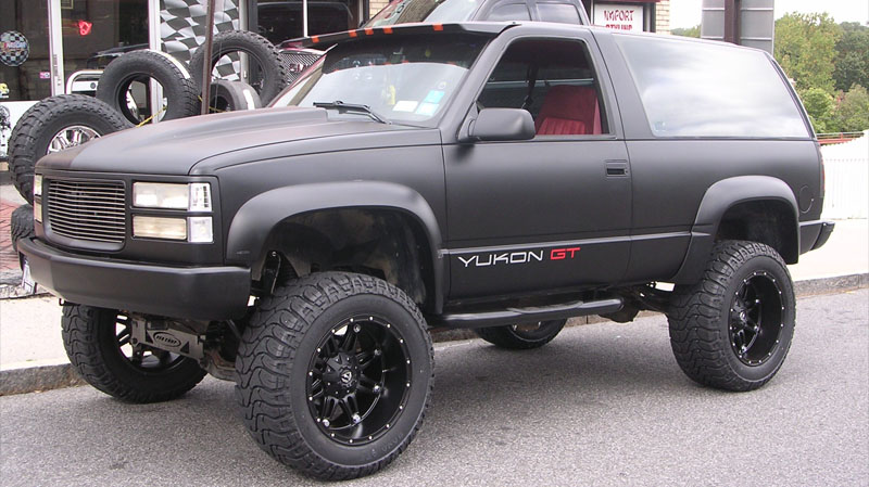 1999 GMC Yukon 18