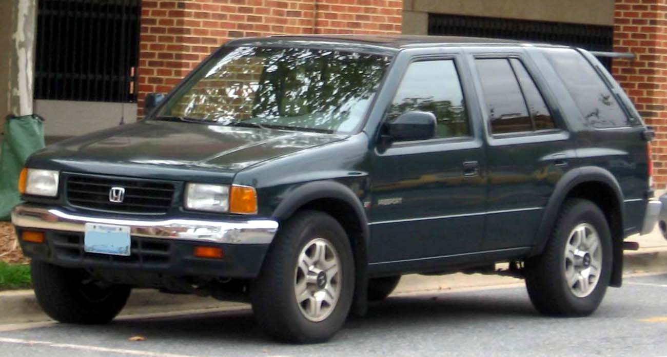 Honda Passport #10