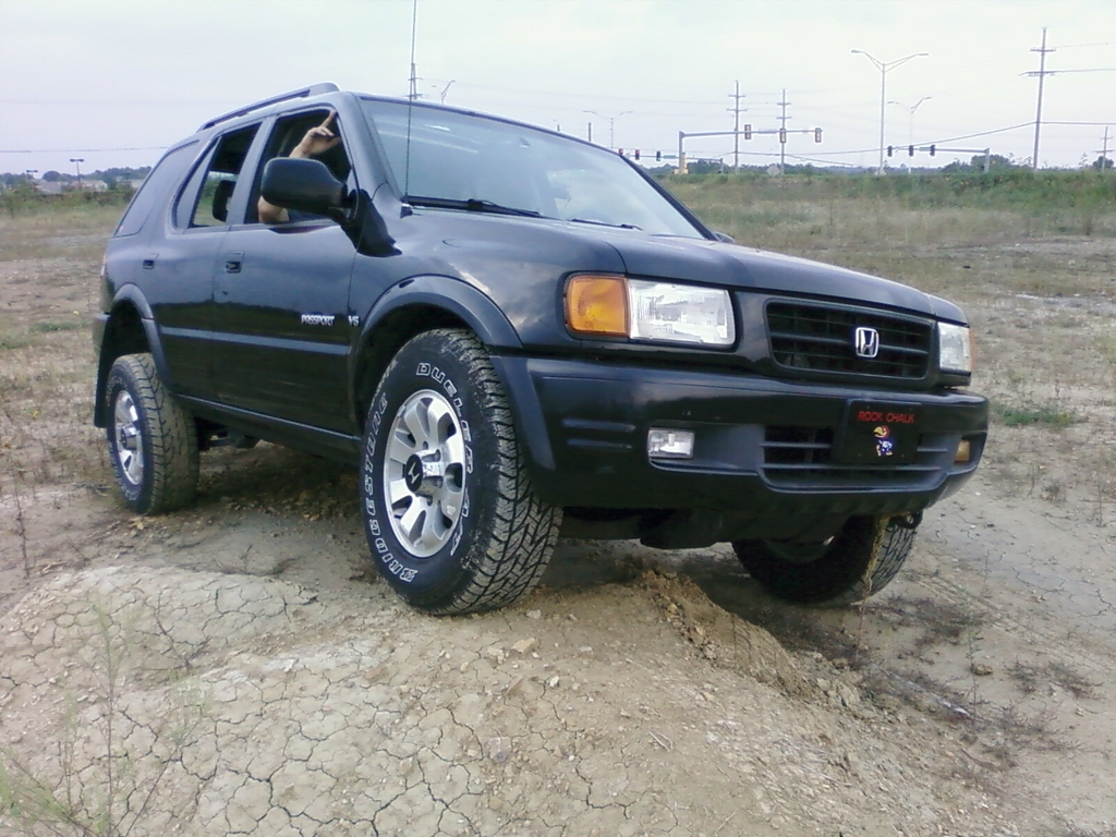 Honda Passport #12