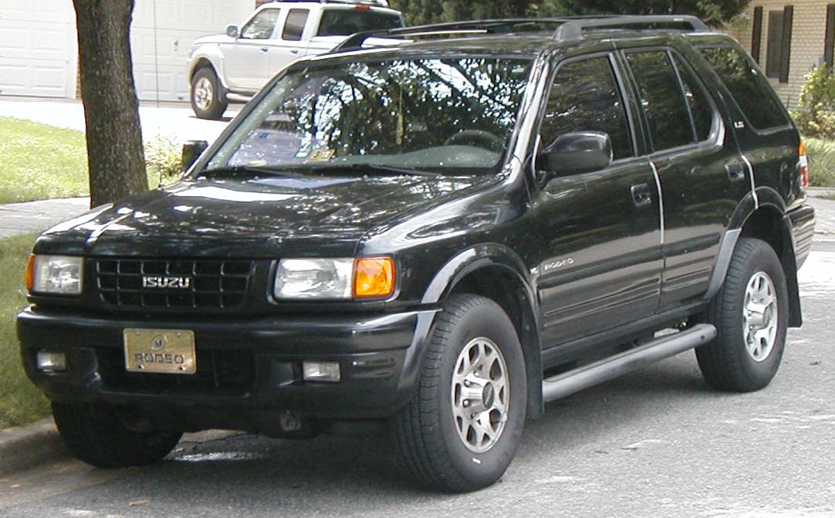 Isuzu Rodeo #17