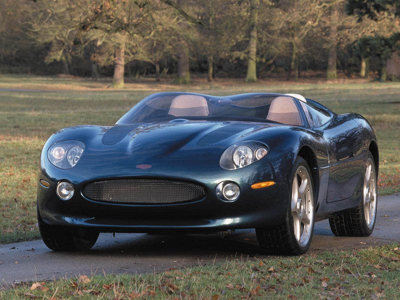 Jaguar XK-Series #12