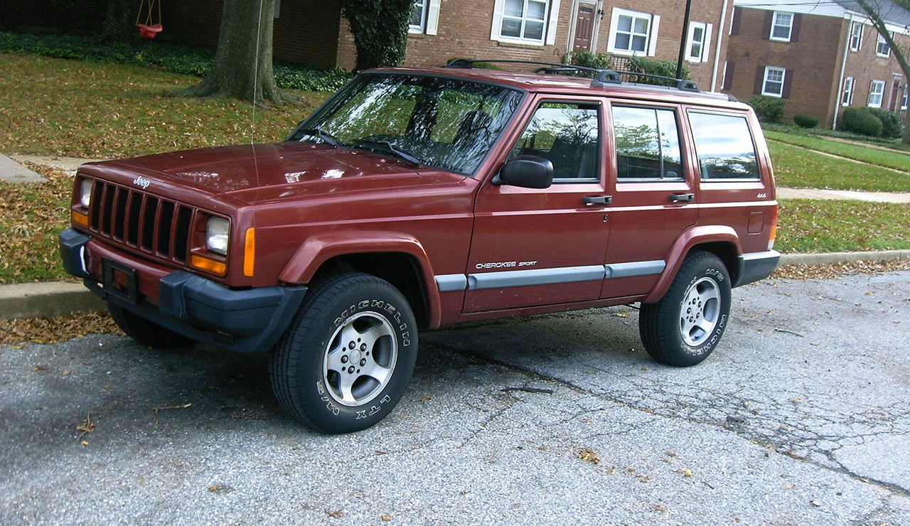 1999 jeep cherokee information and photos zombiedrive. Black Bedroom Furniture Sets. Home Design Ideas