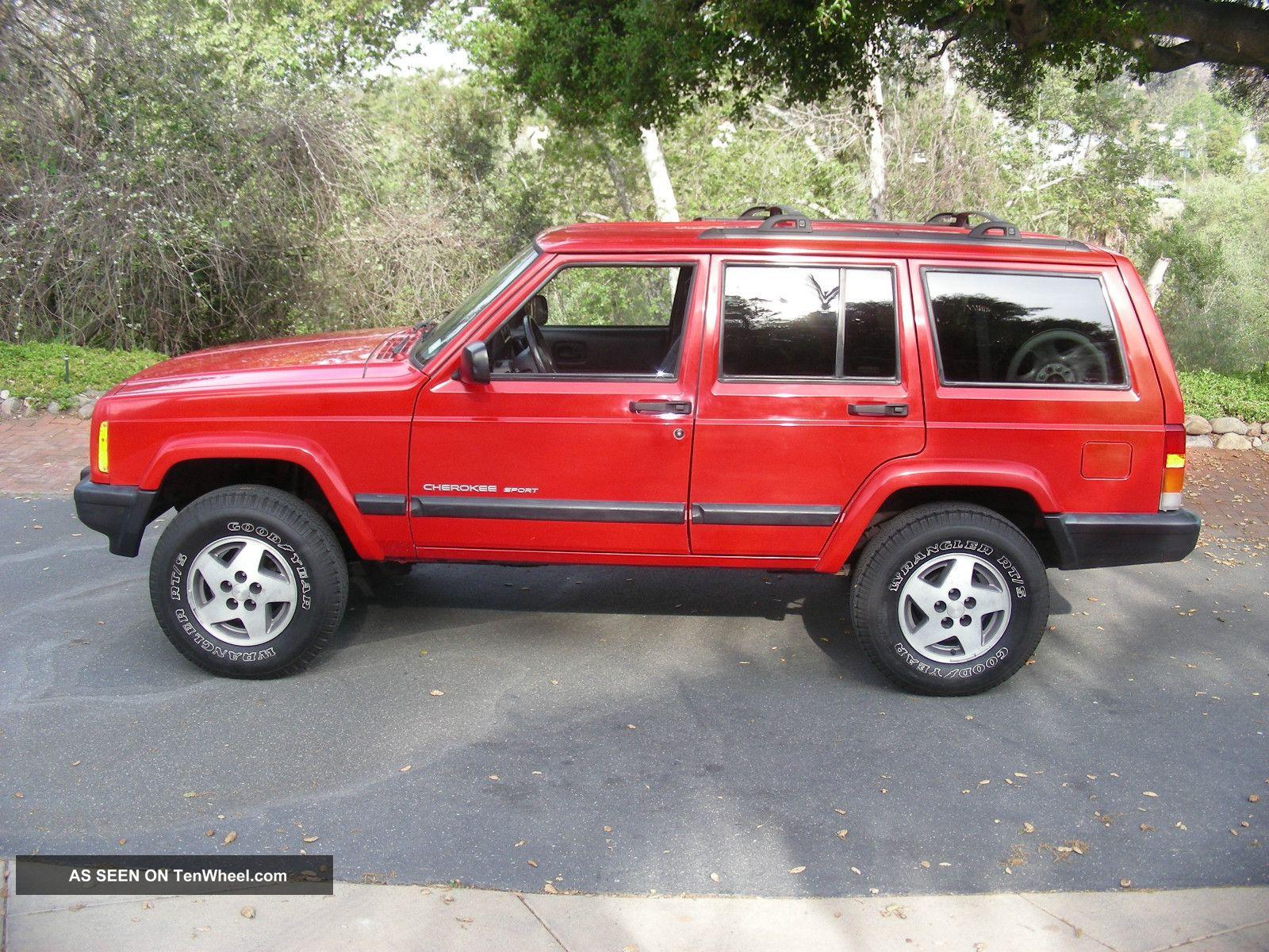 1999 Jeep Cherokee #8 Jeep Cherokee #8