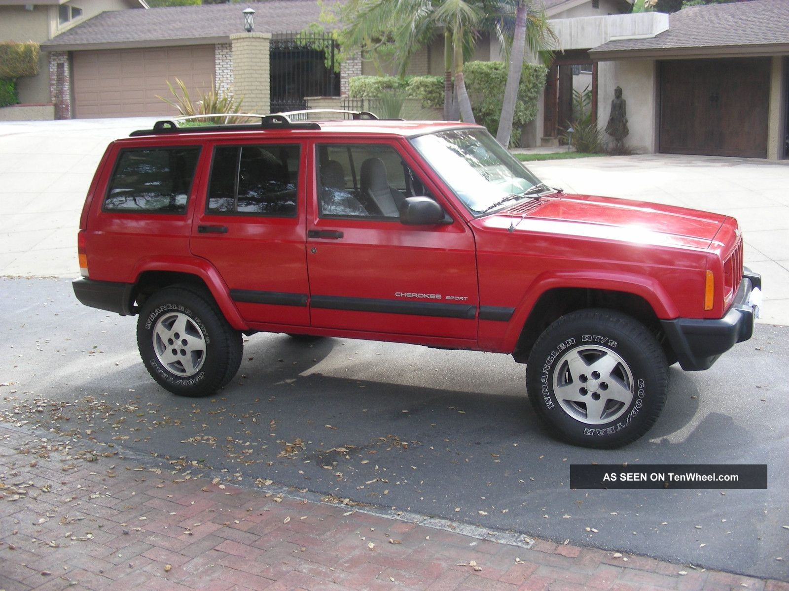 1999 jeep cherokee - information and photos - zombiedrive