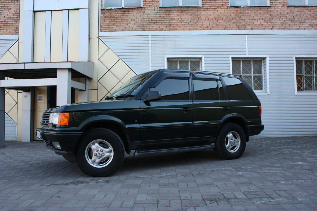 Used Range Rovers For Sale >> 1999 Range Rover   Autos Post