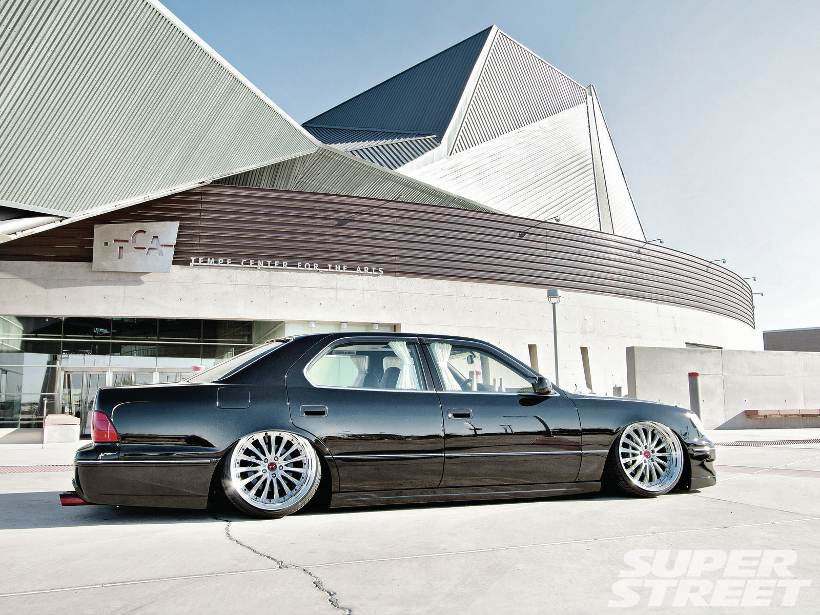 1999 Lexus Ls 400 Image 7