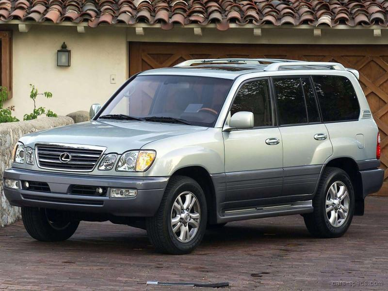 Lexus Lx Information And Photos Zombiedrive