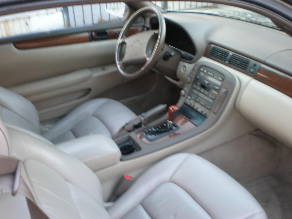 1999 Lexus Sc 300 Image 9