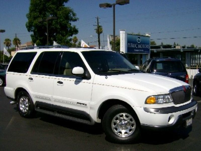 2007 lincoln navigator owners manual