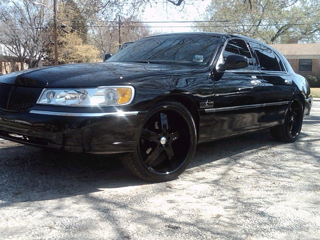 1999 Lincoln Town Car Image 14