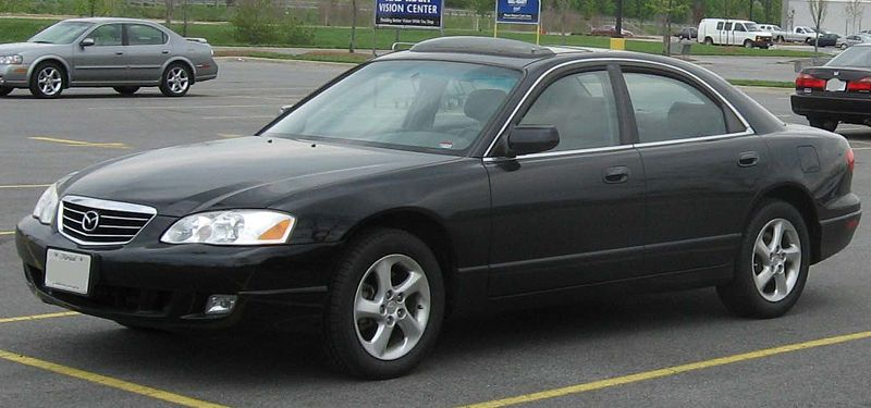 1999 Mazda Millenia Image 8