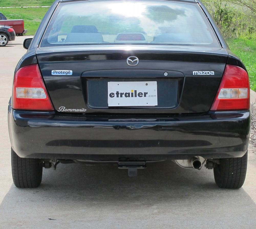 1999 Mazda Protege Image 6