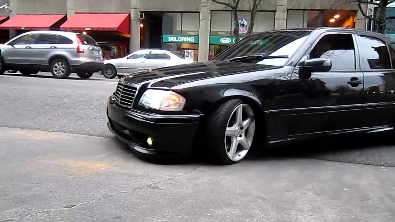 1999 mercedes benz c43 amg information and photos for Mercedes benz c43 amg