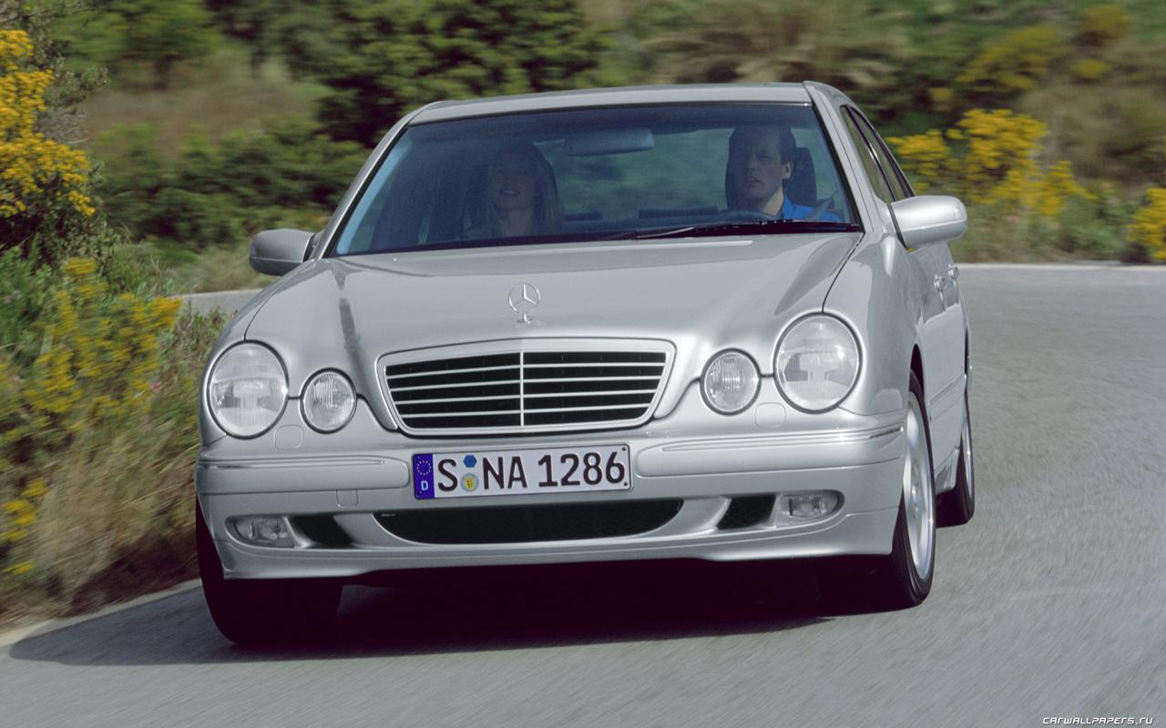 1999 mercedes benz e class image 6 for Mercedes benz e320 1999