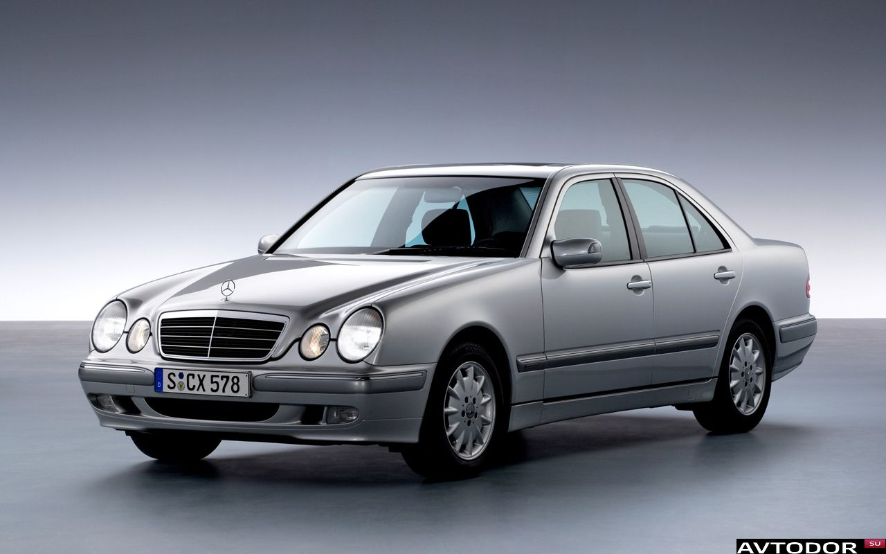 1999 mercedes benz e class information and photos for Facts about mercedes benz