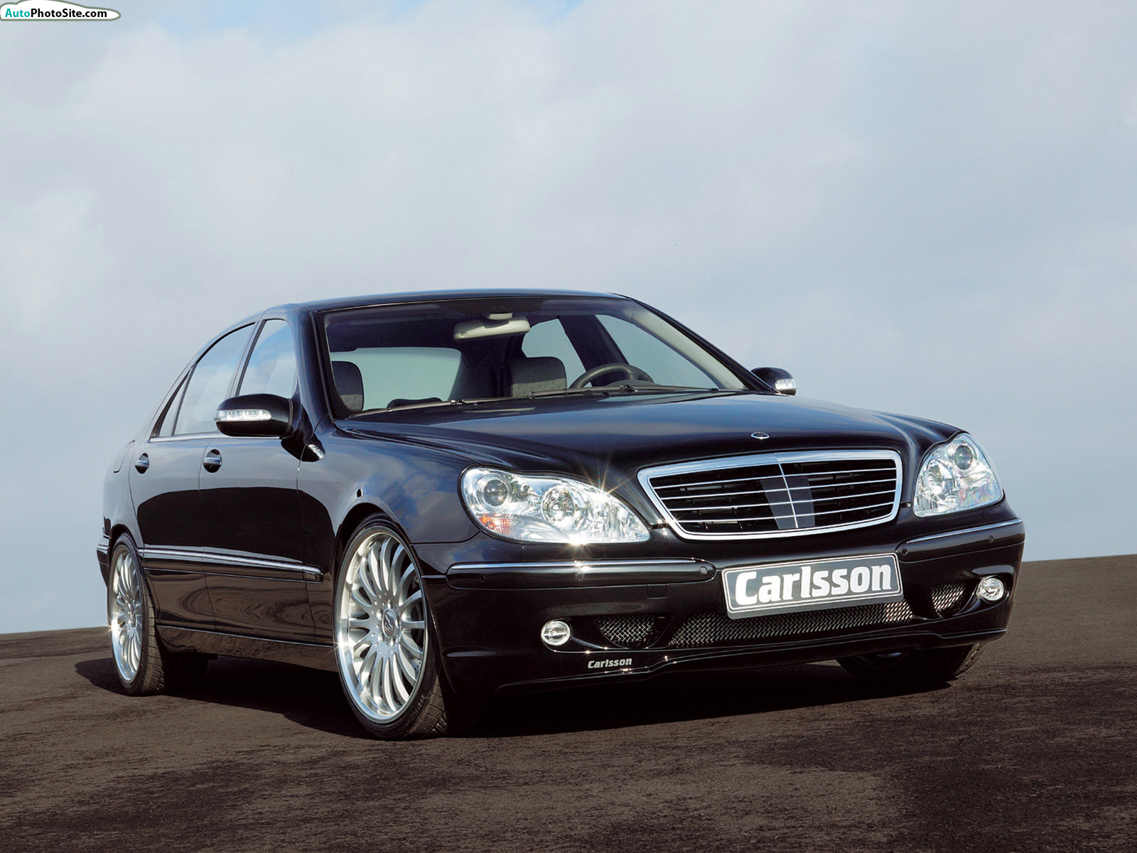 1999 mercedes benz s class information and photos. Black Bedroom Furniture Sets. Home Design Ideas