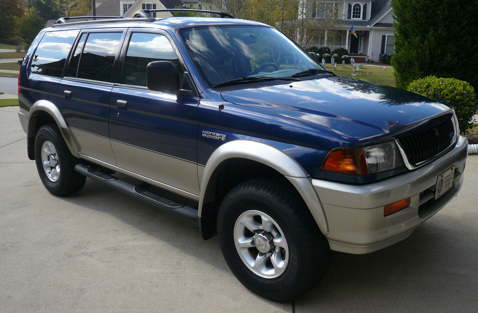 Used 2000 Mitsubishi Montero For Sale Pricing Edmunds