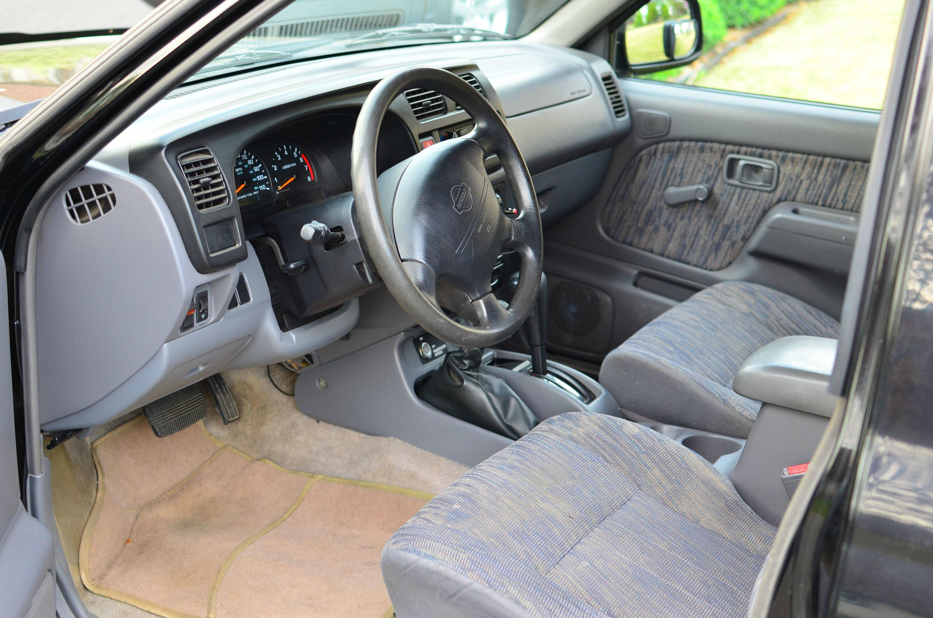 2003 nissan frontier interior colorsfrontierintable coloring 1999 nissan frontier information and photos zombiedrive vanachro Images