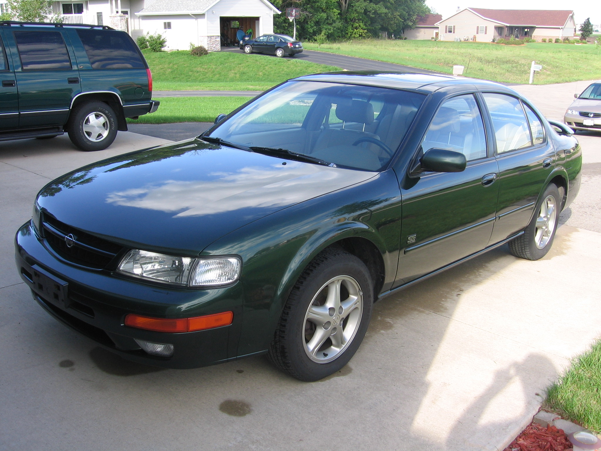 1999 Nissan Maxima #7 Nissan Maxima #7