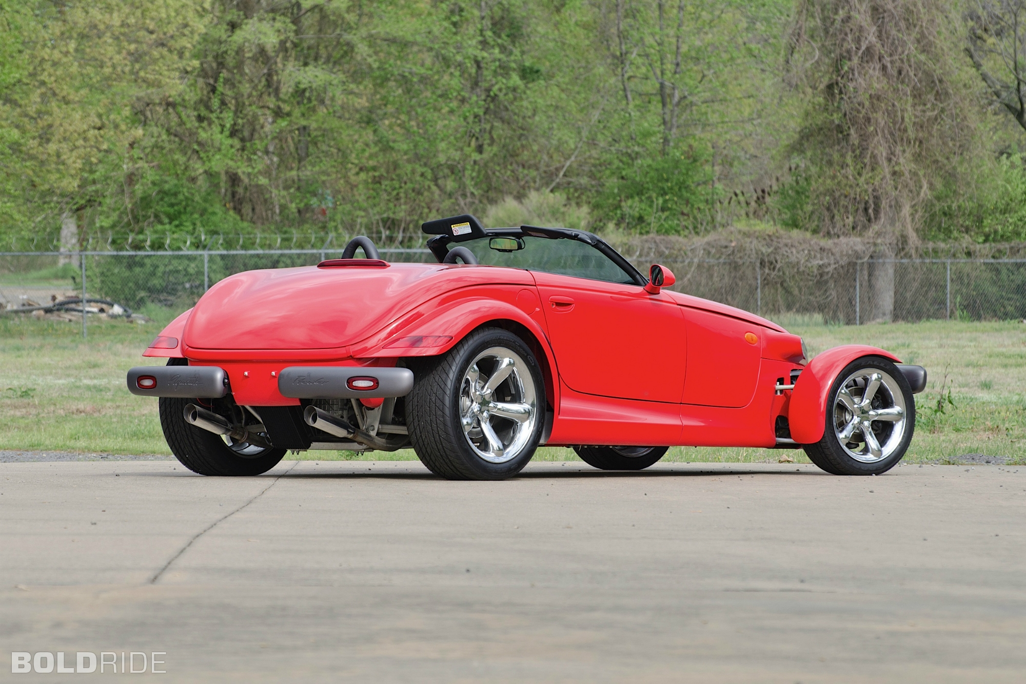 Plymouth Prowler #1