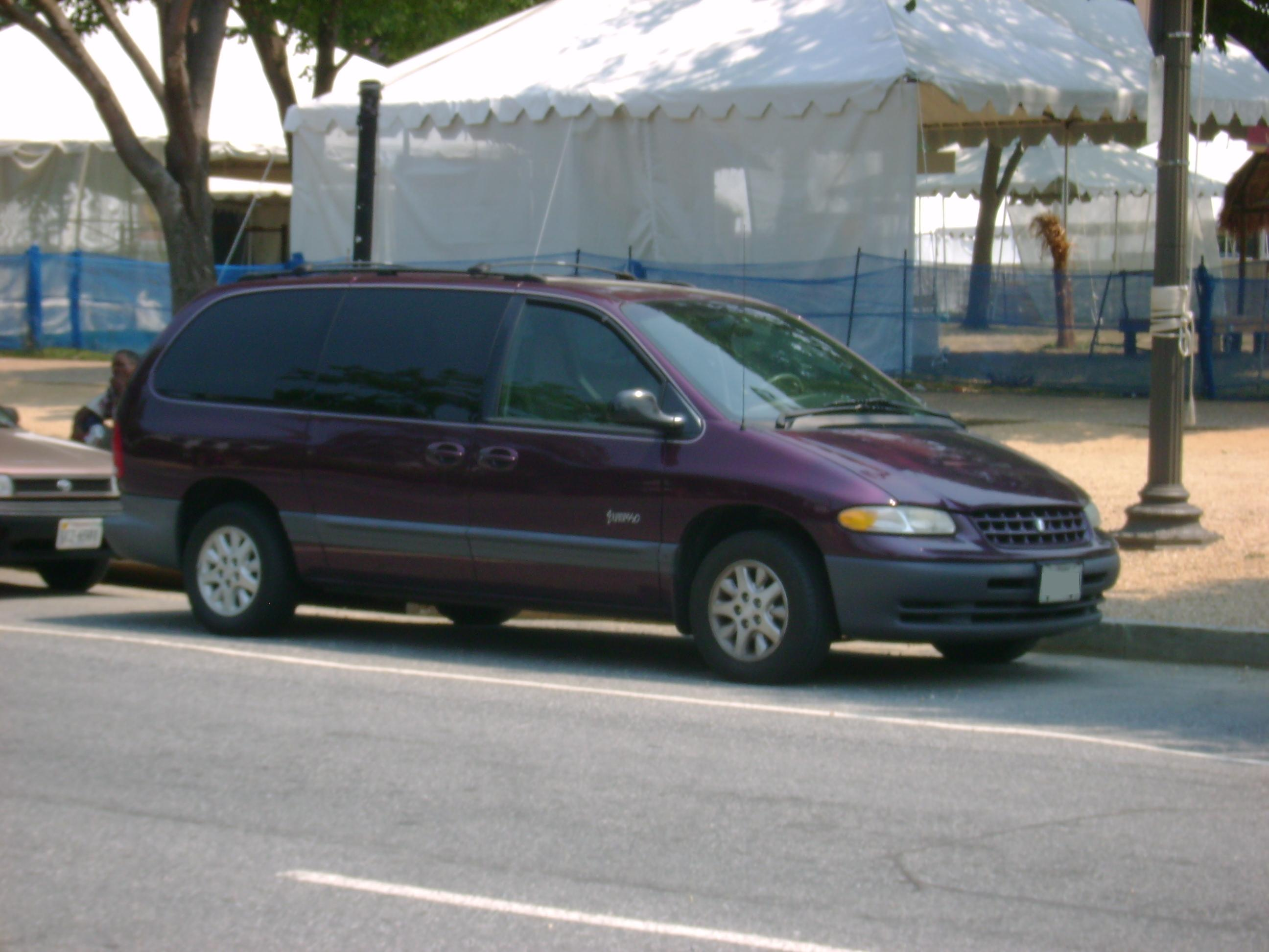 Plymouth Voyager #9