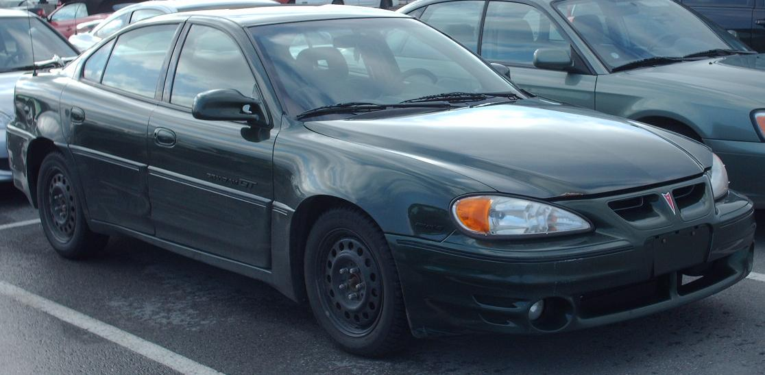 Pontiac Grand Am #9