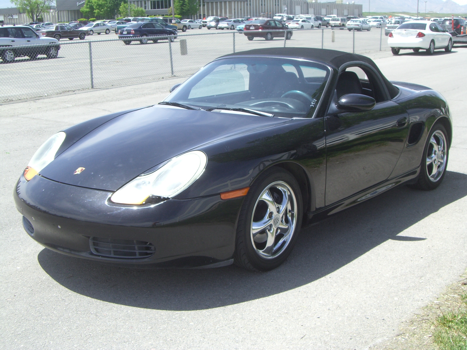 1999 porsche boxster image 8. Black Bedroom Furniture Sets. Home Design Ideas