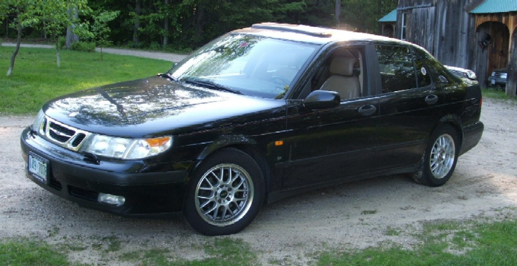 1999 saab 9 5 information and photos zombiedrive. Black Bedroom Furniture Sets. Home Design Ideas