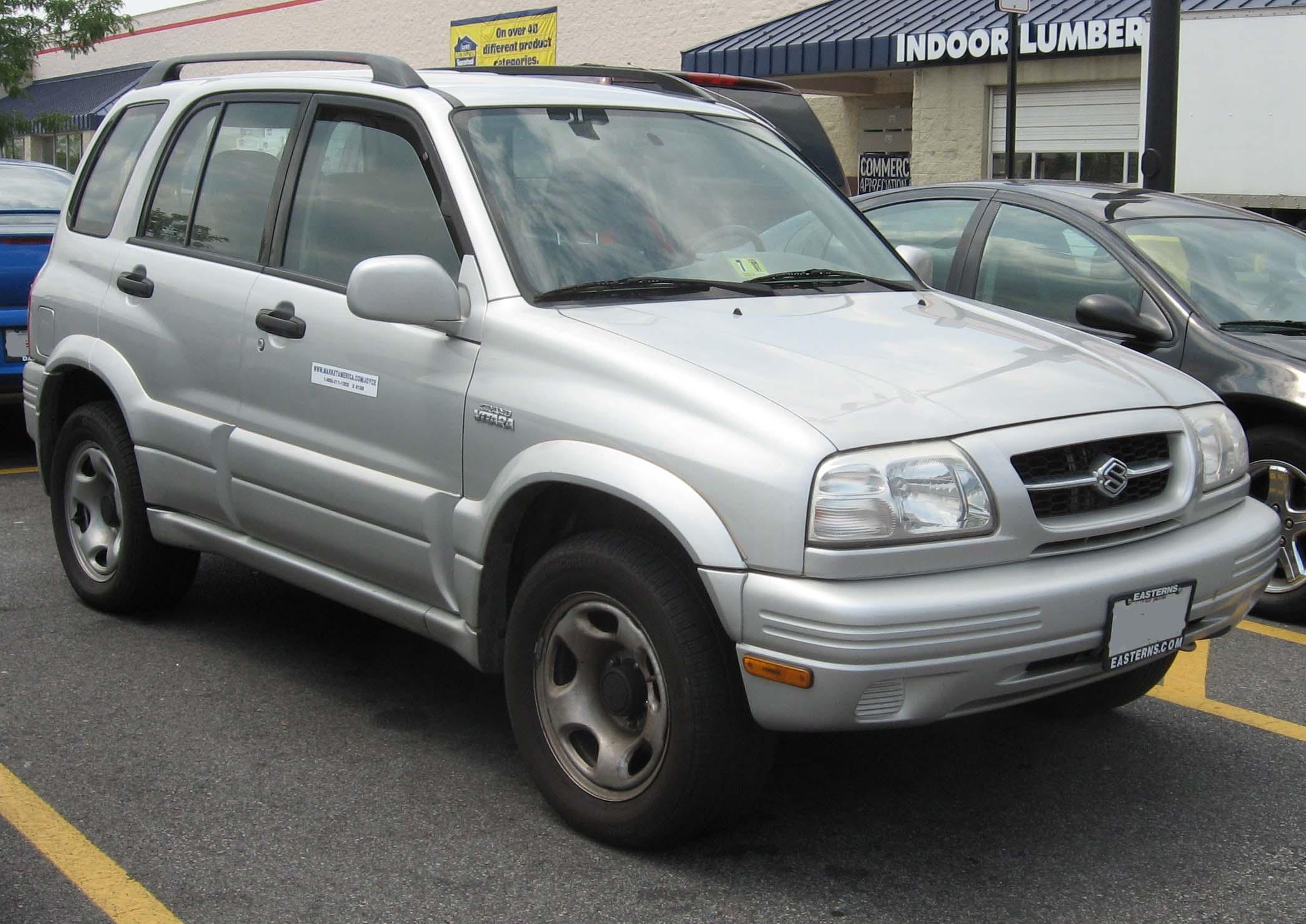 1999 Suzuki Grand Vitara 3