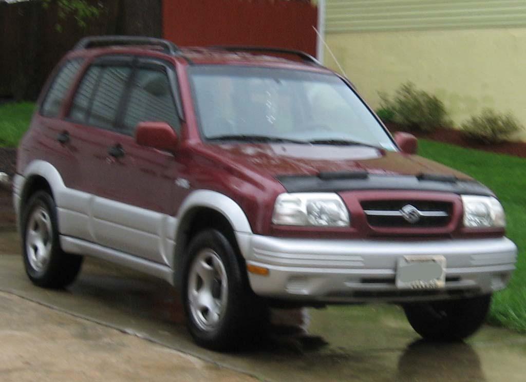 1999 Suzuki Grand Vitara 1
